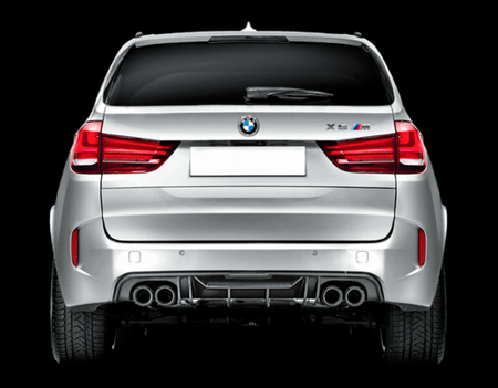 Карбоновый диффузор Performance BMW X5 M F85